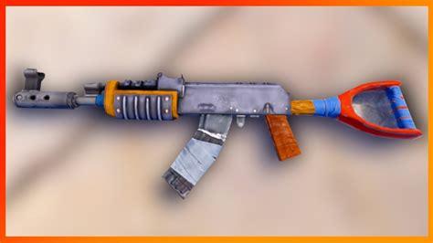 Ak-47-Question How To Aim Ak 47 Rust.