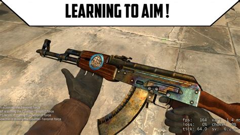 Ak-47-Question How To Aim With The Ak 47 Cs Go.