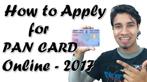 Credit Card Apply Online In Kerala How To Apply For A Pan Card Online Fastrupee