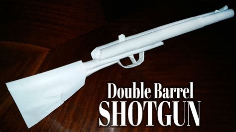 Shotgun-Question How To Assemble A Double Barrel Shotgun.