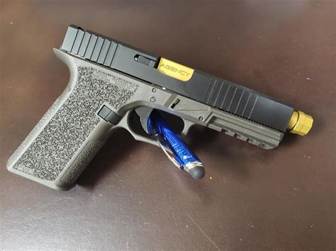 Glock-Question How To Assemble A Glock 17.