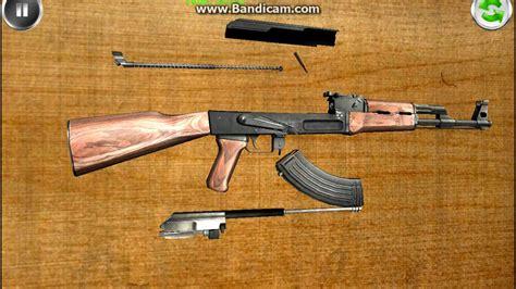 Ak-47-Question How To Assemble Ak 47.