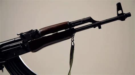 Ak-47-Question How To Assemble Ak 47 Barrel.