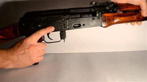 Ak-47-Question How To Assemble Ak 47 Safety.