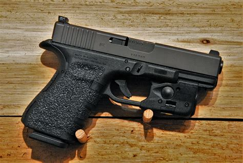Glock-Question How To Attach A Tlr-6 To A Glock 19.