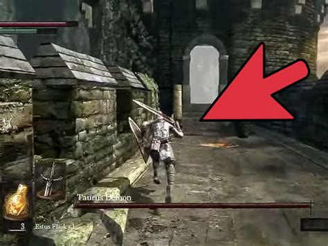 Taurus-Question How To Beat Taurus Demon Dark Souls.