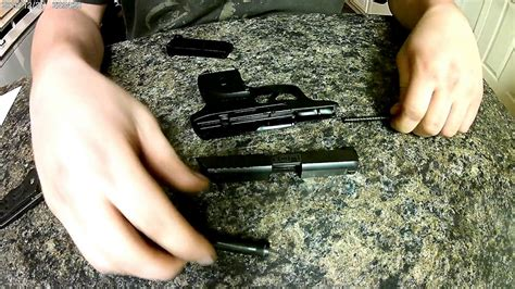 Ruger-Question How To Break Down A Ruger Lcp.