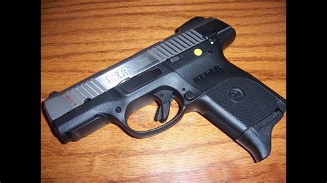 Ruger-Question How To Break Down A Ruger Sr9c.