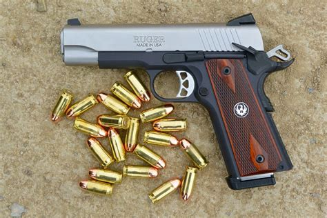 Ruger-Question How To Break Down The Sr 1911 45 Ruger.