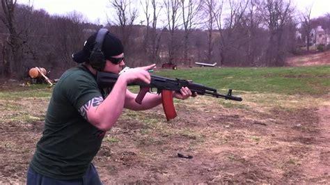 Gun-Shop How To Bump Fire Ak 47.