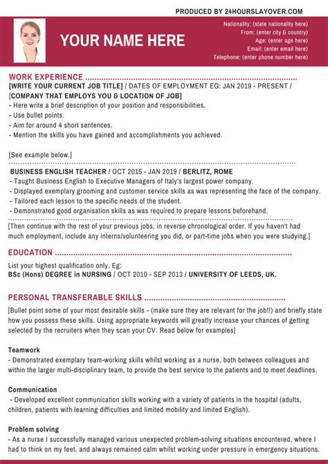How to make resume for cabin crew job resume format in doc how to make resume for cabin crew job cabin crew cv resume cabin crew wings yelopaper Images