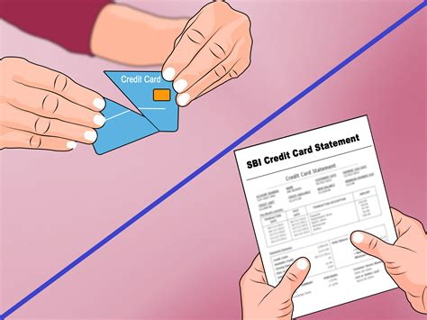 Credit Card Apply For Sbi Bank How To Cancel An Sbi Credit Card 6 Steps With Pictures