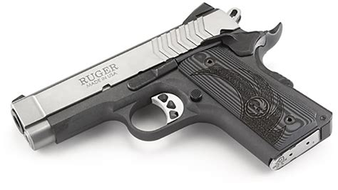 Ruger-Question How To Carry Ruger 1911.