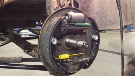 Taurus-Question How To Change Drum Brakes Ford Taurus.