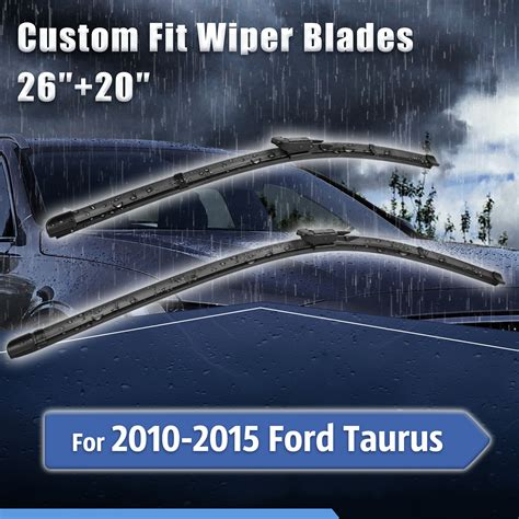 Taurus-Question How To Change Wiper Blades On A 1998 Taurus