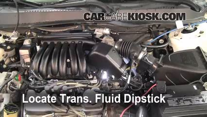 Taurus-Question How To Check Brake Fluid 2001 Ford Taurus Se.
