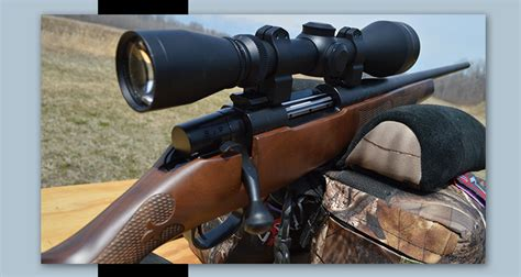Rifle-Scopes How To Choose The Perfect Scope For Your Rifle.