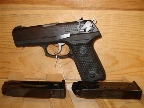 Ruger-Question How To Clean A 40 Cal Ruger.