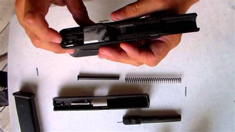 Glock-Question How To Clean A Glock 17 9mm.