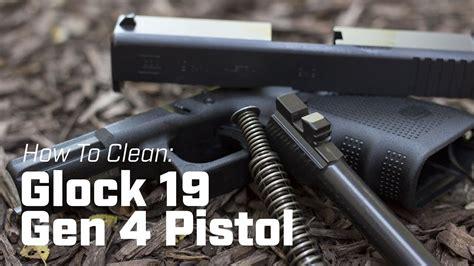 Glock-Question How To Clean A Glock 22 Gen 4.
