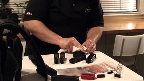 Glock-Question How To Clean A Glock 26 Magazine.