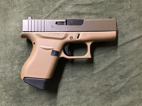Glock-Question How To Clean A New Glock 43.