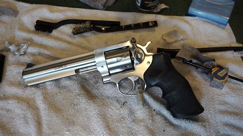 Ruger-Question How To Clean A Ruger 357.