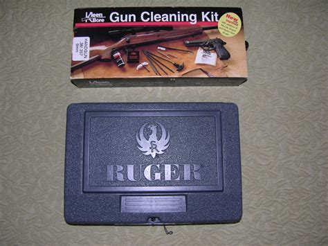 Ruger-Question How To Clean A Ruger 38 Special.