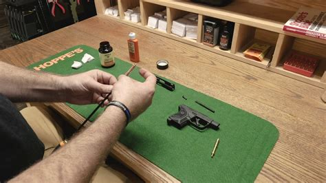 Ruger-Question How To Clean A Ruger Lcp.