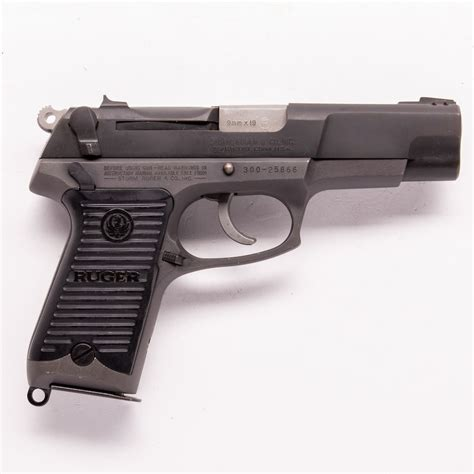 Ruger-Question How To Clean A Ruger P85.