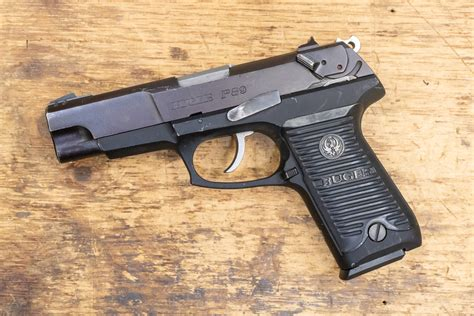 Ruger-Question How To Clean A Ruger P89 Pistol.
