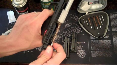 Ruger-Question How To Clean A Ruger Sr22.