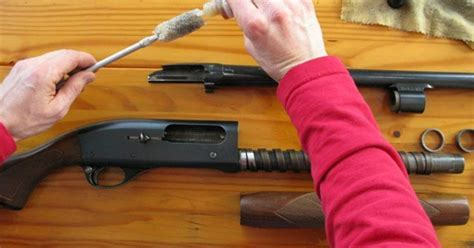 Shotgun-Question How To Clean A Shotgun.