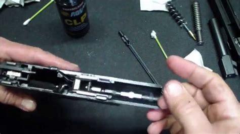 Gunkeyword How To Clean And Oil A Glock 23.