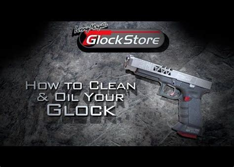 Gunkeyword How To Clean And Oil A Glock 26.