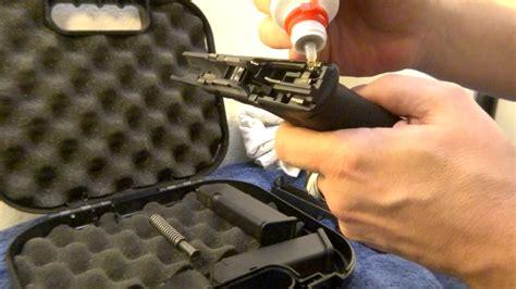 Glock-Question How To Clean Glock 17 Gen 2.
