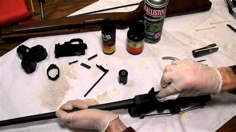 Ruger-Question How To Clean My Ruger 10 22 Rifle.