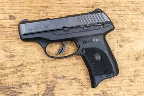 Ruger-Question How To Clean My Ruger Lc9s.