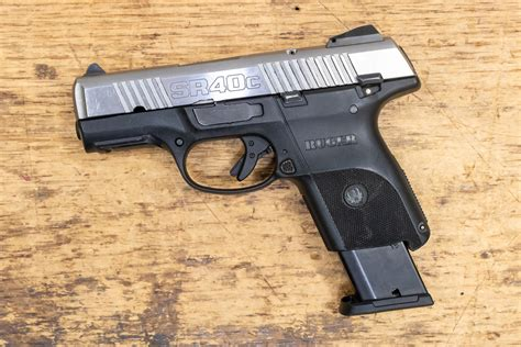 Ruger-Question How To Clean My Ruger Sr40c.