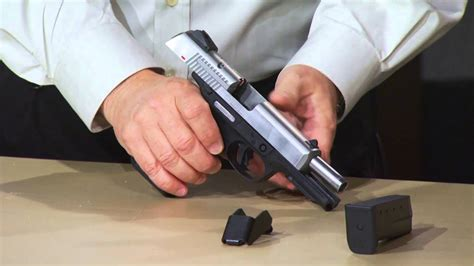 Ruger-Question How To Clean My Ruger Sr45.