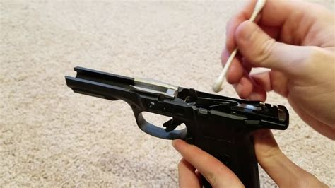 Ruger-Question How To Clean Ruger 9e.