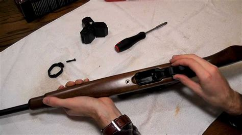 Ruger-Question How To Clean The Ruger 10/22.