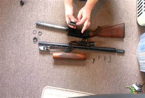 Shotgun-Question How To Cleanup Shotgun.