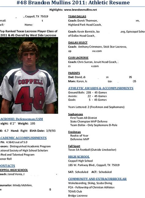 sample resume of college recruiter how to create a college recruiting resume