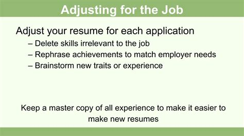 how to write your first resume as a teen how to create a resume for a