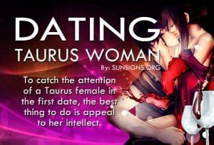 Taurus-Question How To Date Taurus Woman.