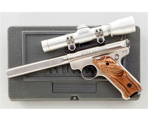 Ruger-Question How To Disassemble A Ruger Mark Ii Target Pistol.