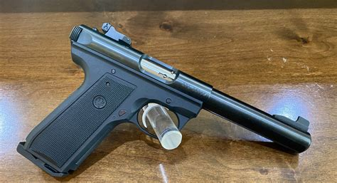 Ruger-Question How To Disassemble A Ruger Mark Iii 22/45