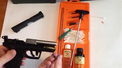 Ruger-Question How To Disassemble A Ruger Sr22 For Cleaning.