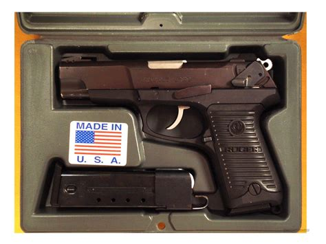 Ruger-Question How To Field Dress A Ruger P89 9mm.